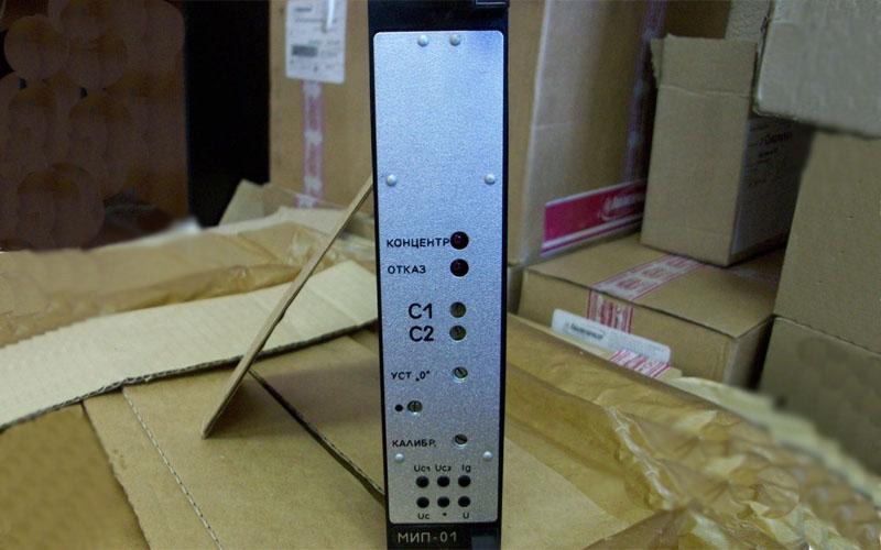 Модуль измерительного преобразователя МИП-01 (бесшкальный) к СТМ-10