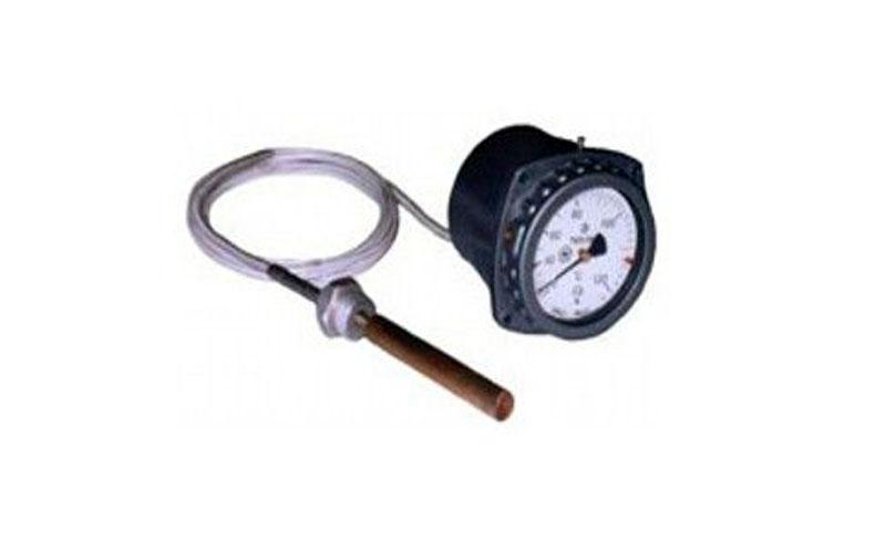Термометр манометрический  ТКП-100ЭК