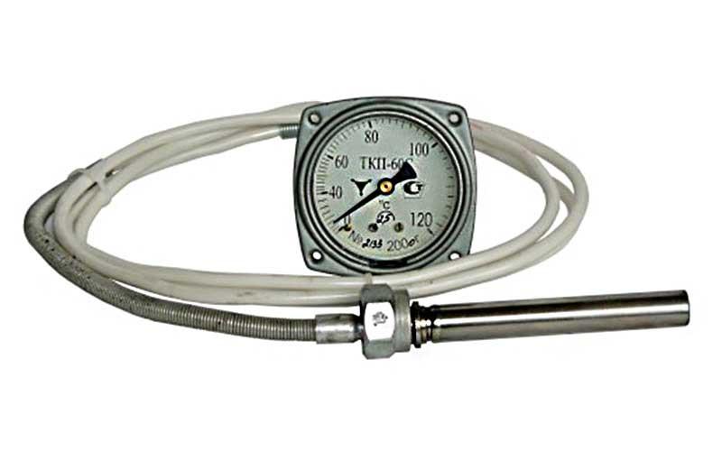 Термометр ТКП-60С